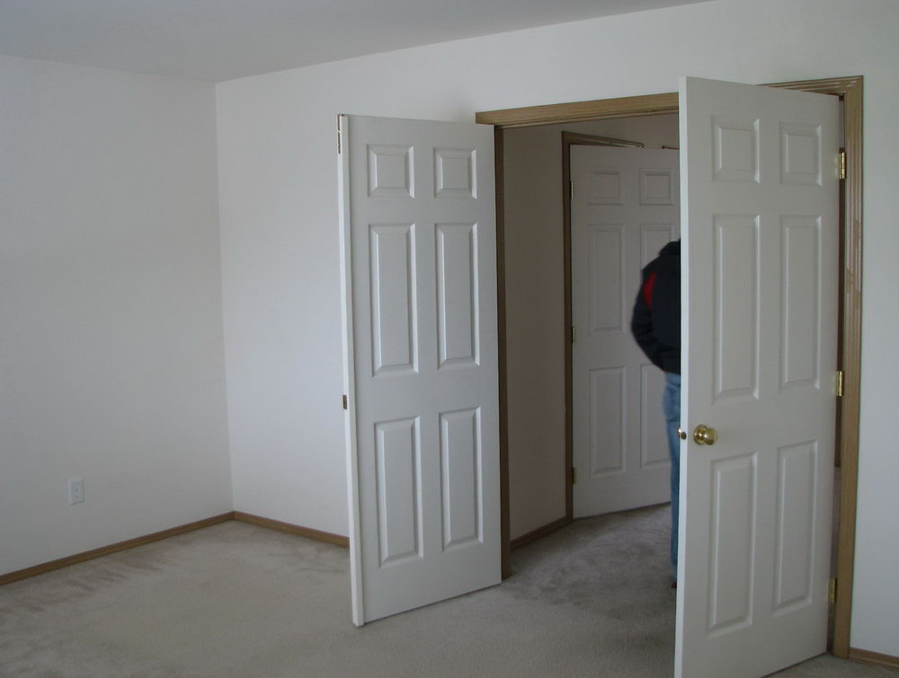 Closet French Doors For Bedrooms