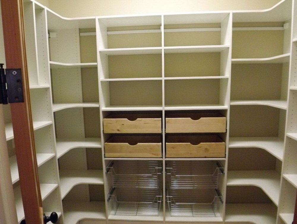 Closet Pantry Design Ideas