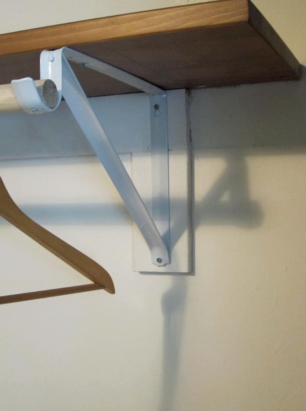 Closet Shelf Brackets Lowes
