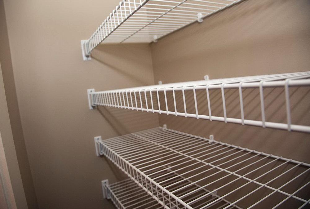 Closet Wire Shelving Ideas