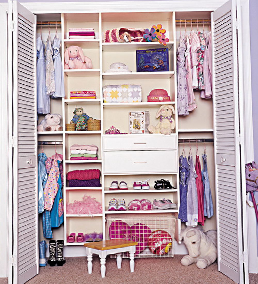 Cool Closet Ideas For Small Spaces