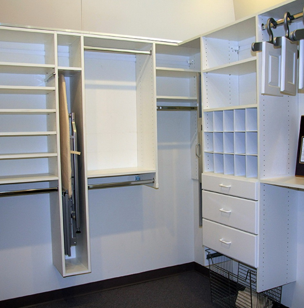 Custom Closet Cabinets Online