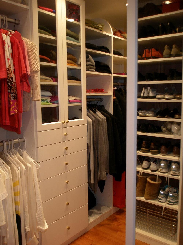 Custom Closet Designs Ideas