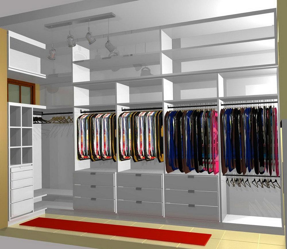 Design Your Own Walk In Closet