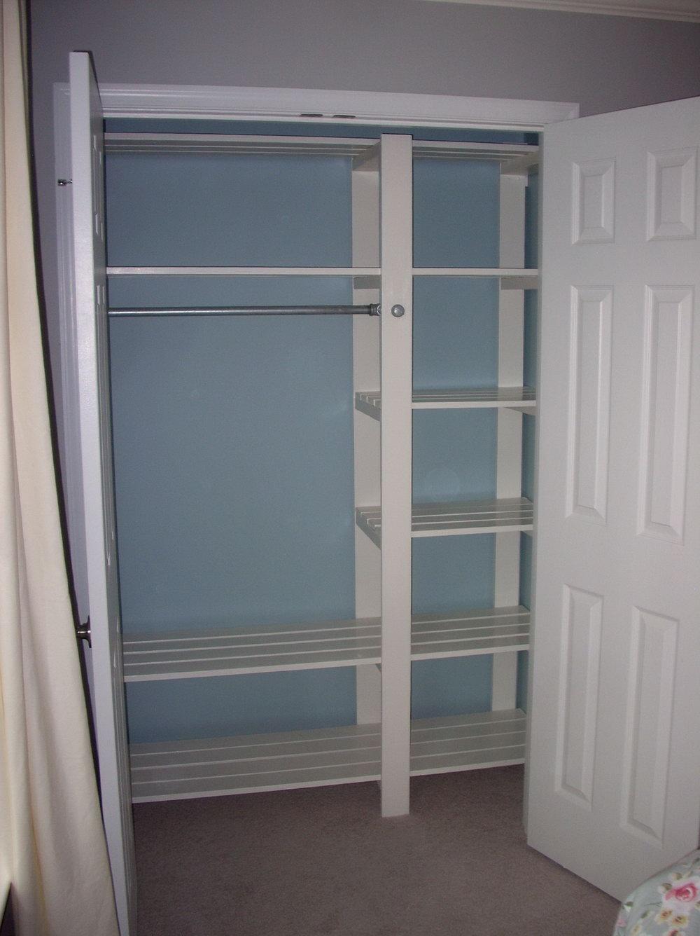 Diy Custom Closet Design