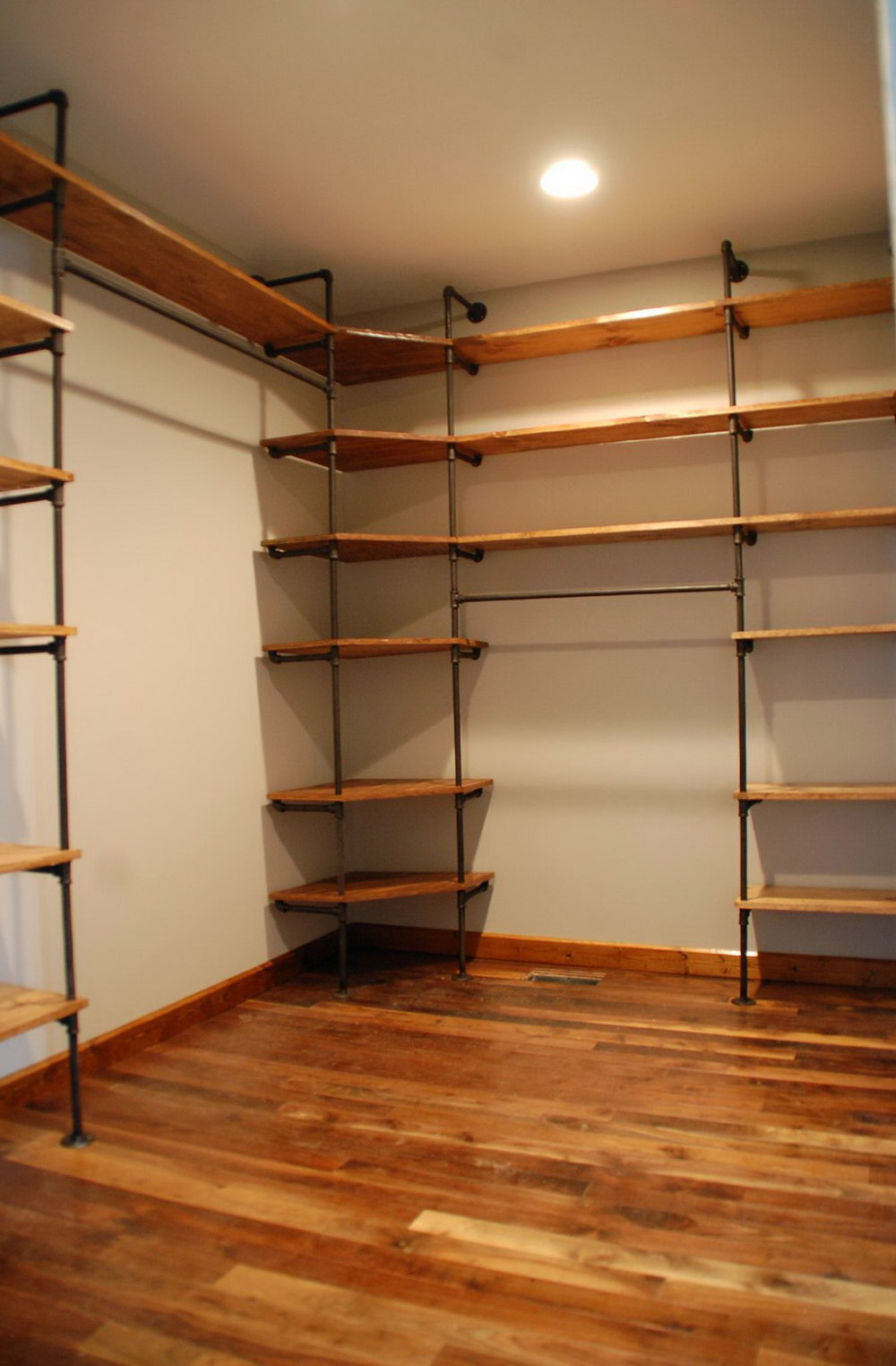 Diy Open Closet Ideas