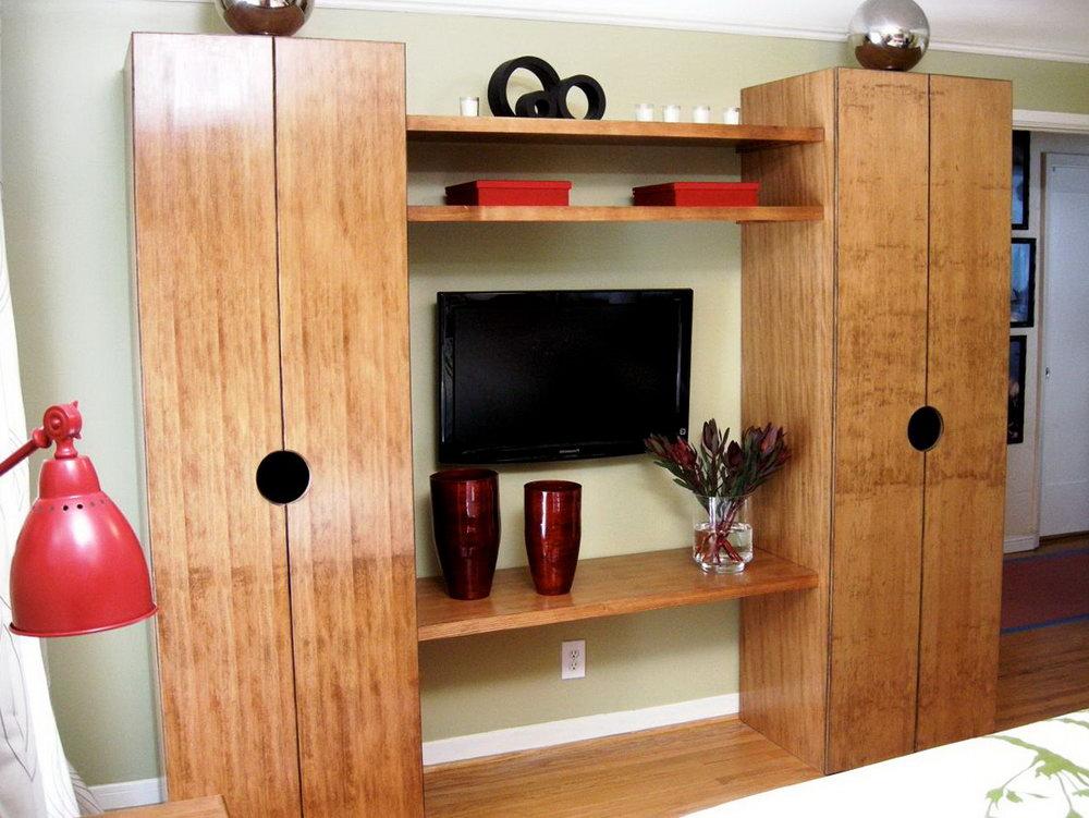 Diy Tv Stand Wardrobe Closet
