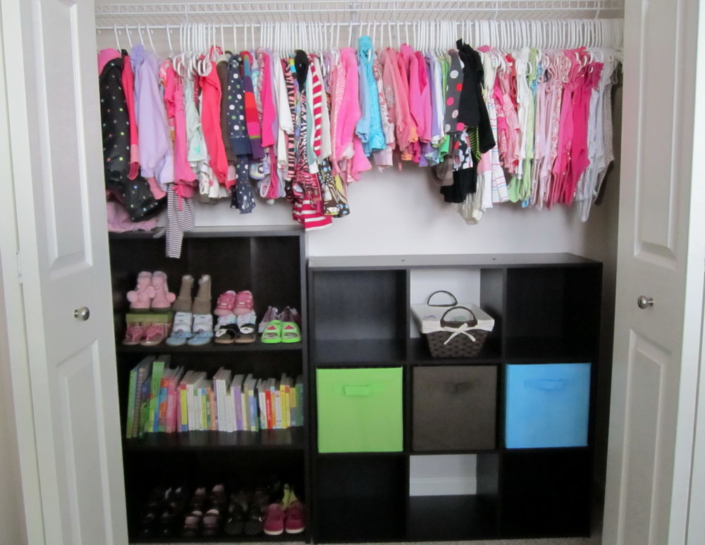 Diy Walk In Closet Designs