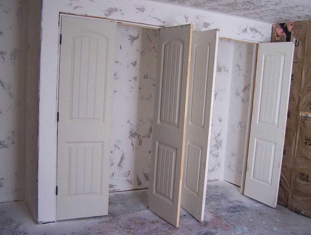 Double Sliding Closet Doors