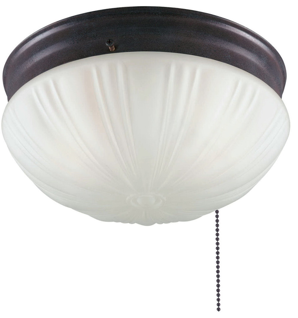 Fluorescent Closet Light With Pull Chain