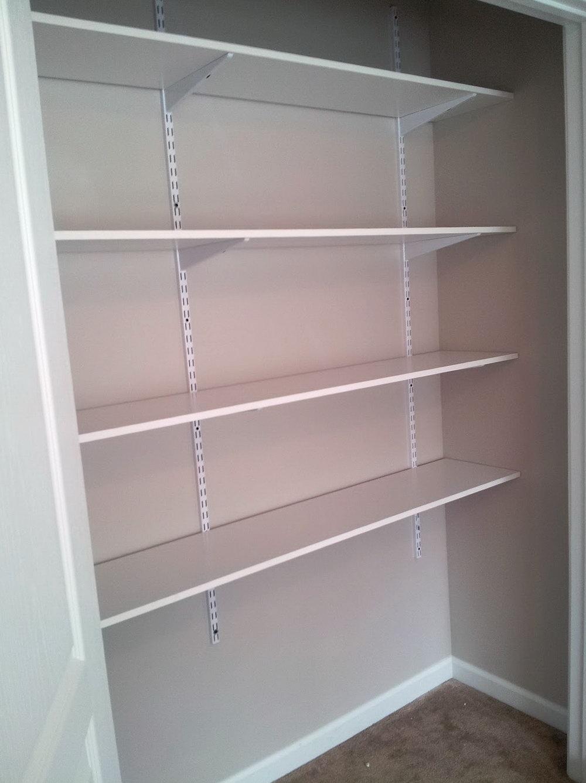 Home Depot Closet Shelves Wire