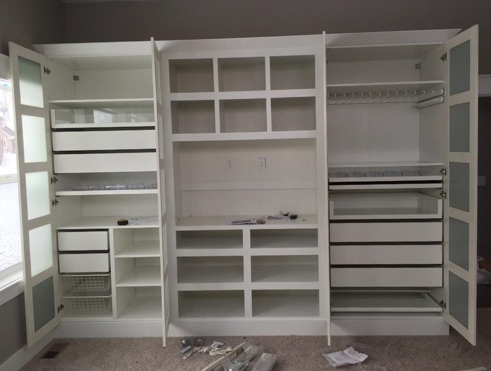 Ikea Pax Closet Sliding Doors