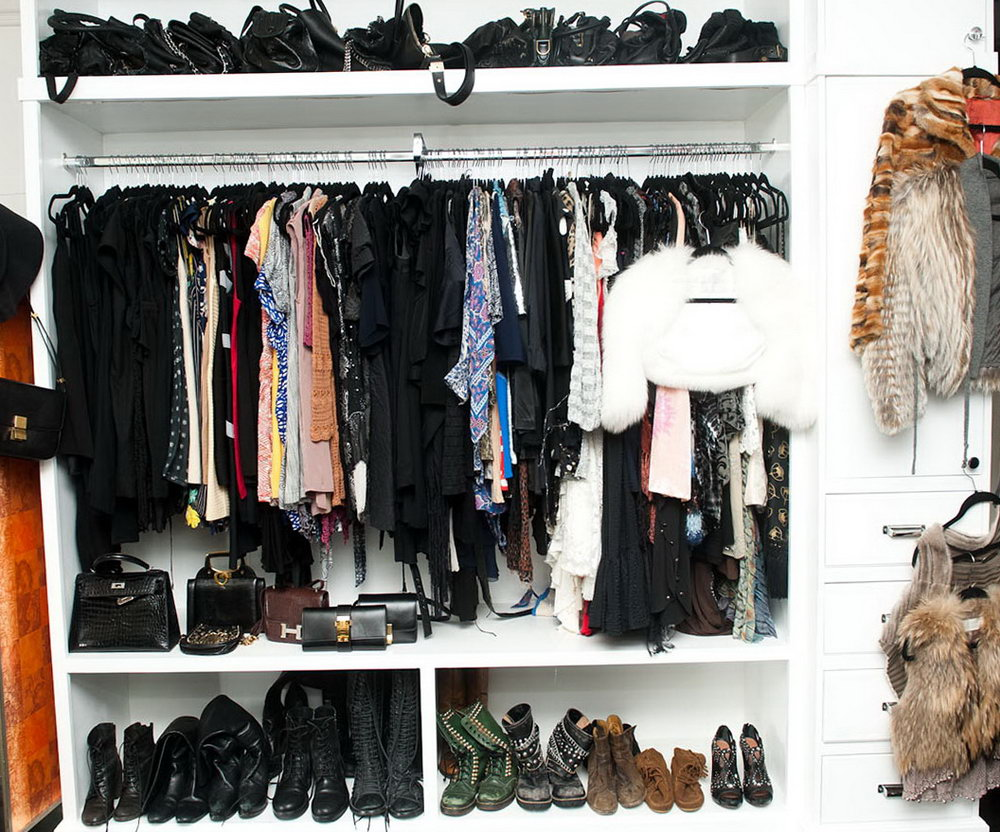 Images Of Clothes Closets