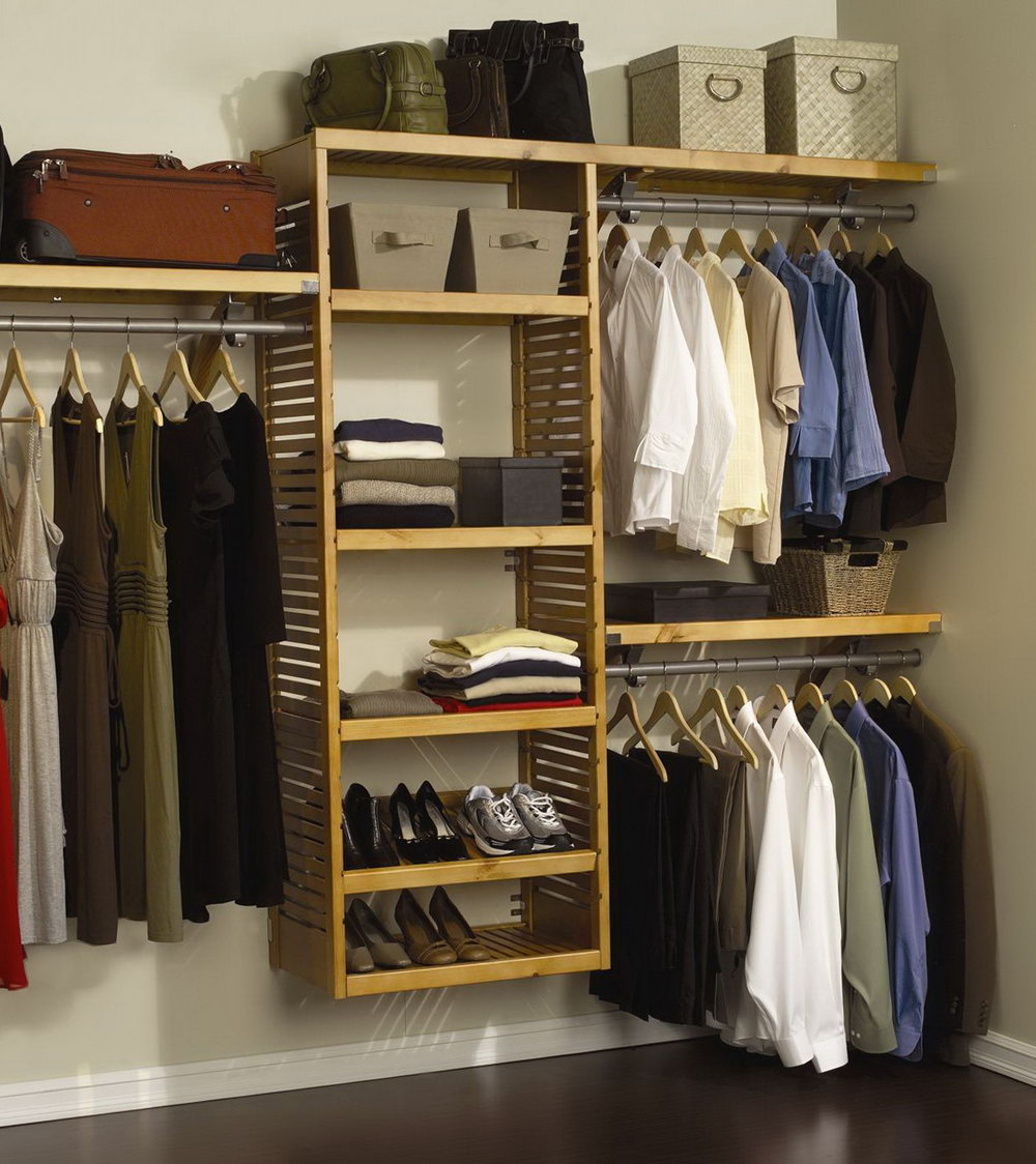 Images Of Organized Closets