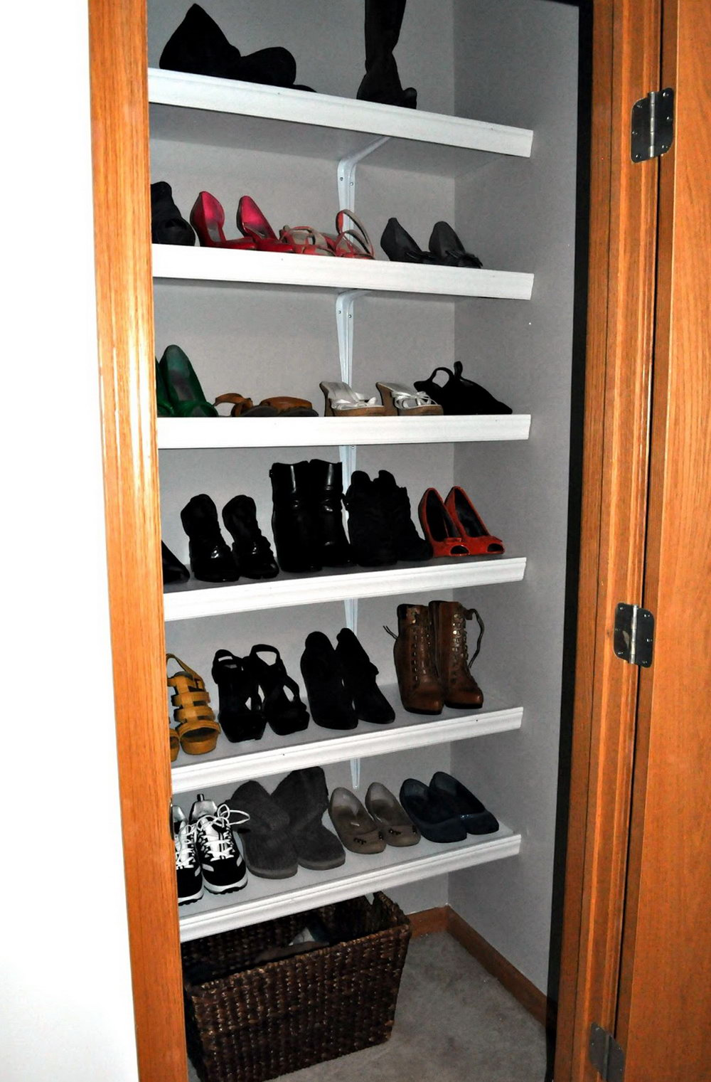 Images Of Shoe Closets