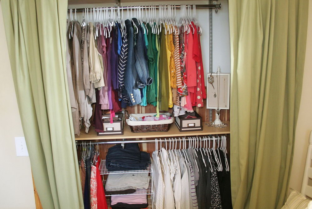 Images Of Small Closets