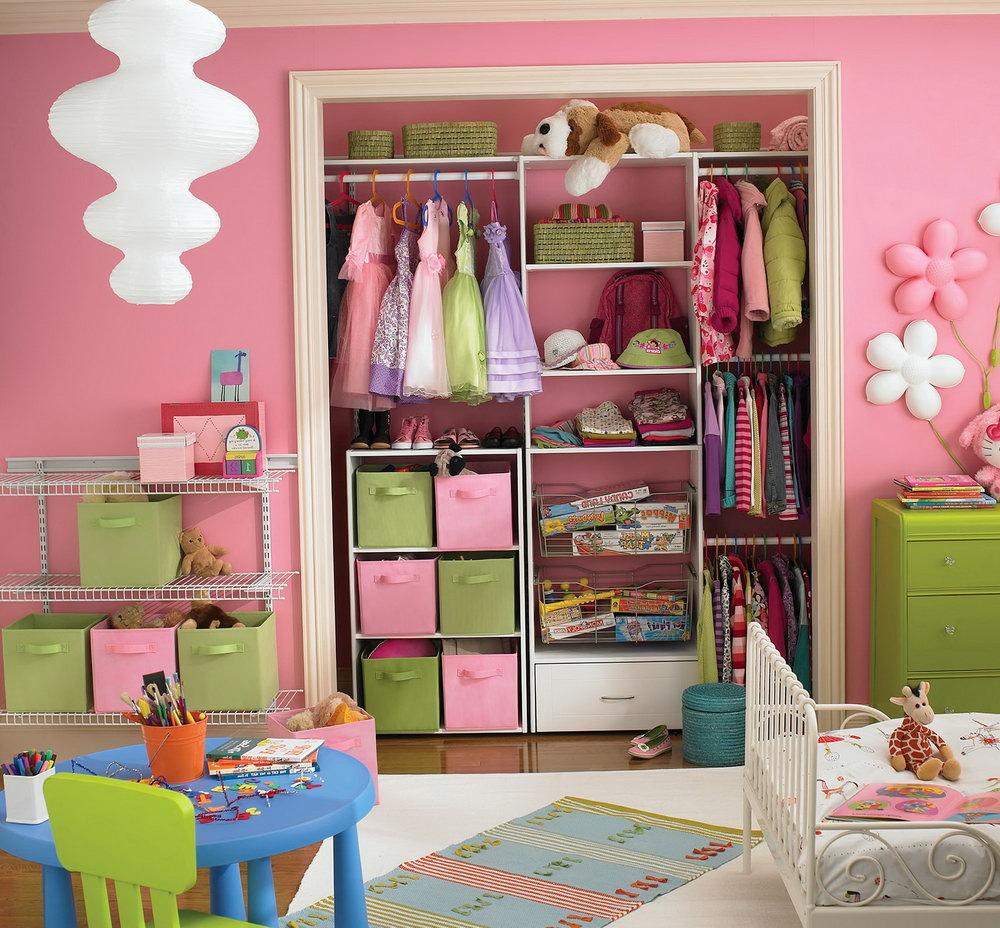 Kids Closet Ideas Pinterest