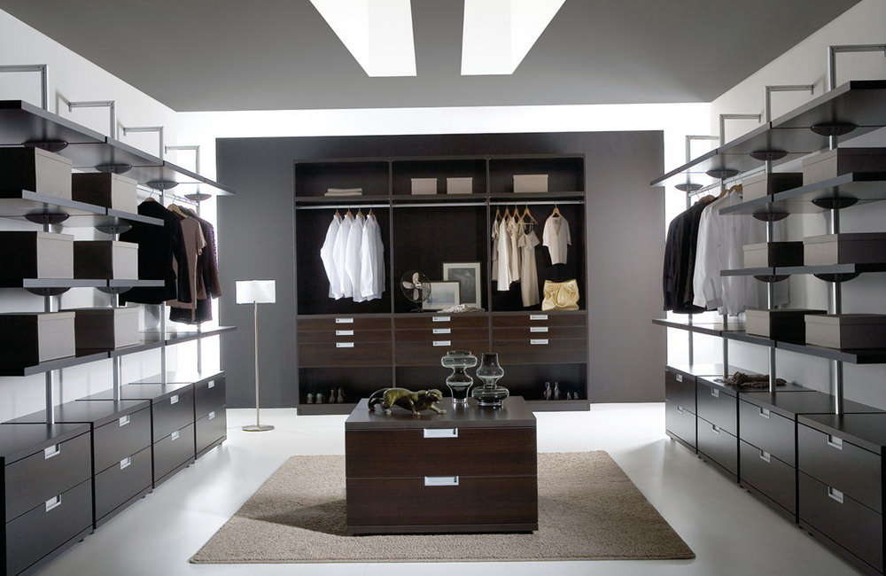 Luxury Walk In Closet Men