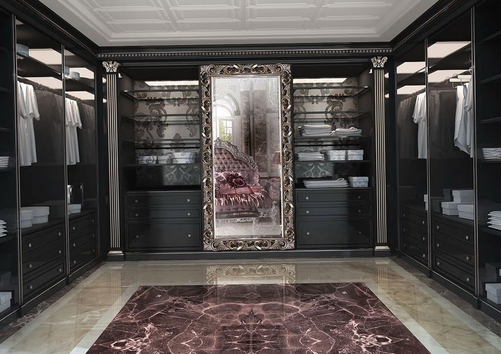 Luxury Walk In Closets Pictures