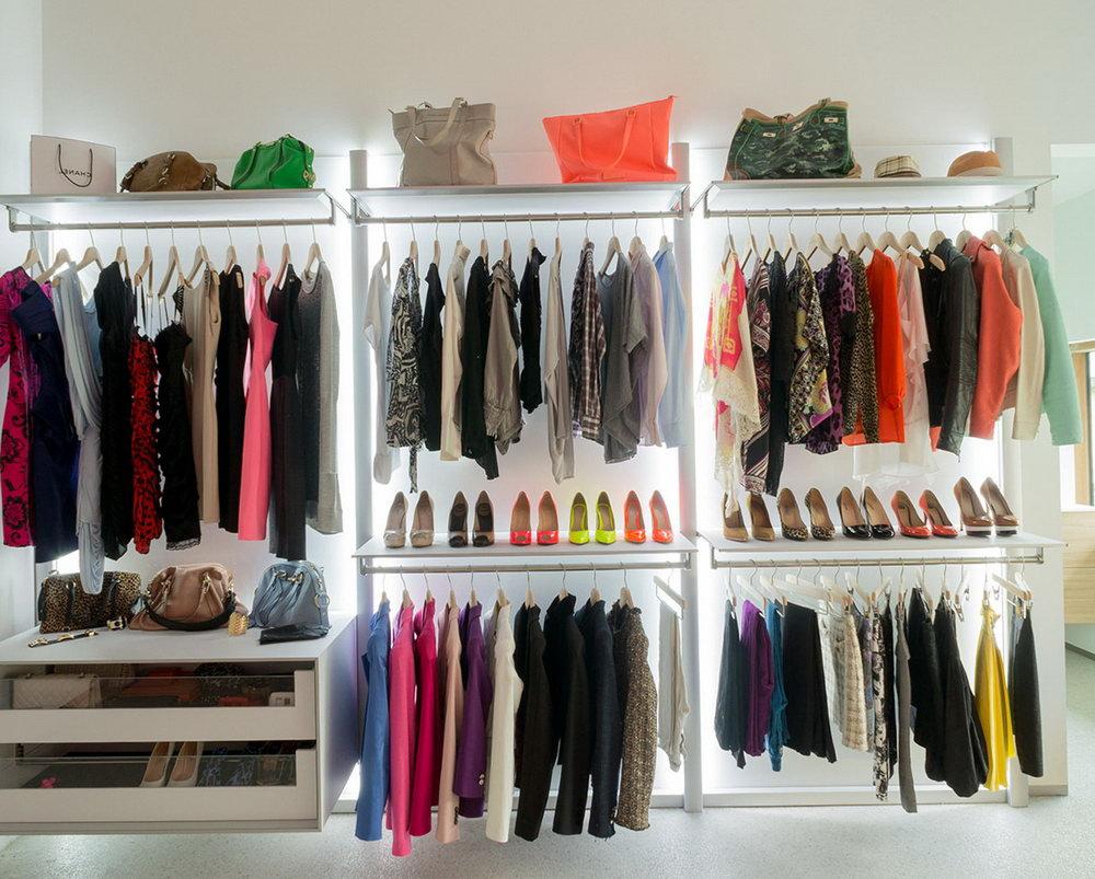 Modular Closet Systems Lowes