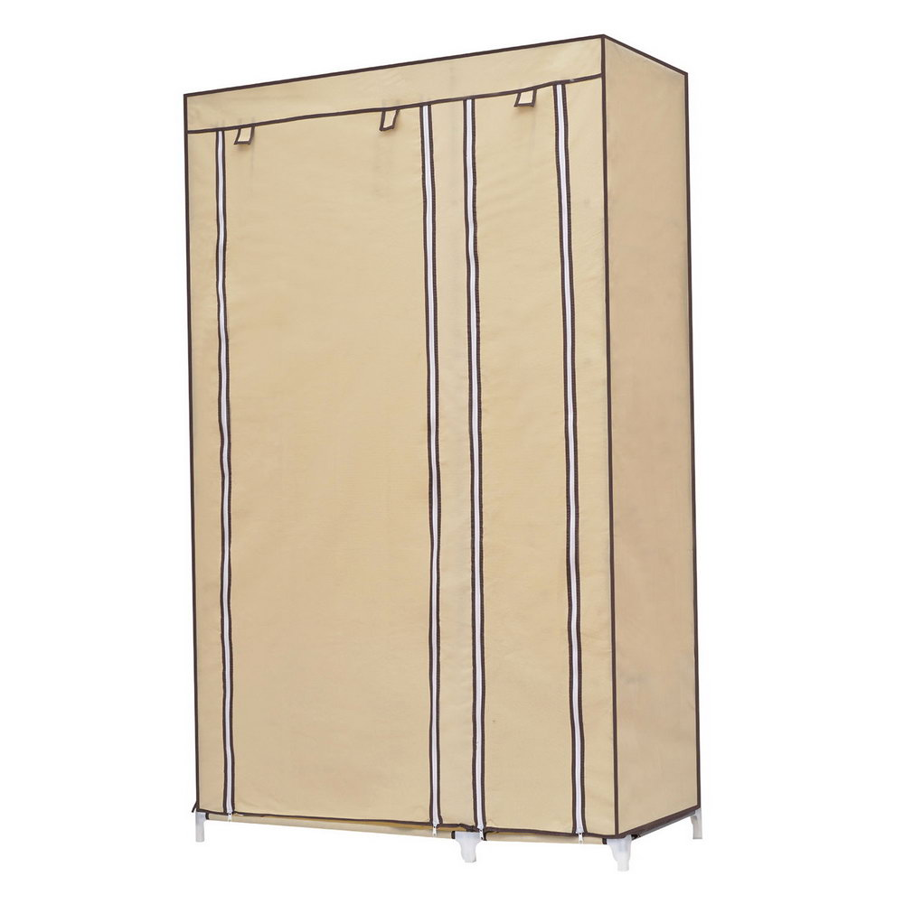 Portable Clothes Closet Wardrobe By Kousi