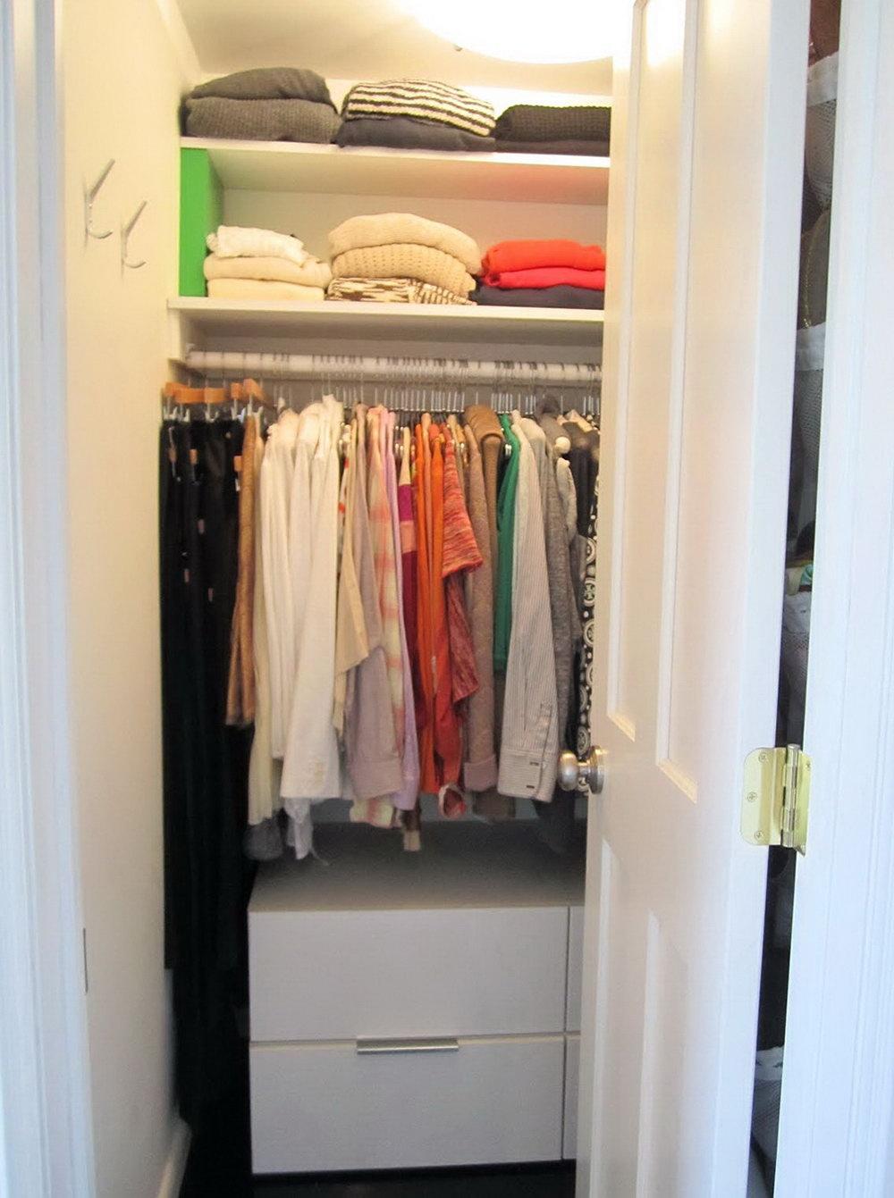 Small Deep Closet Solutions