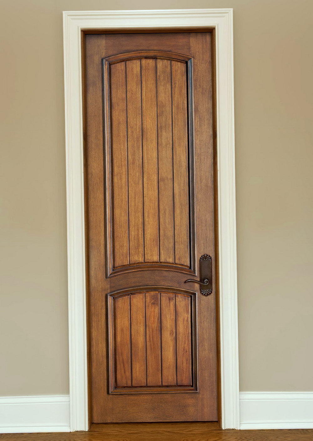 Solid Wood Closet Doors