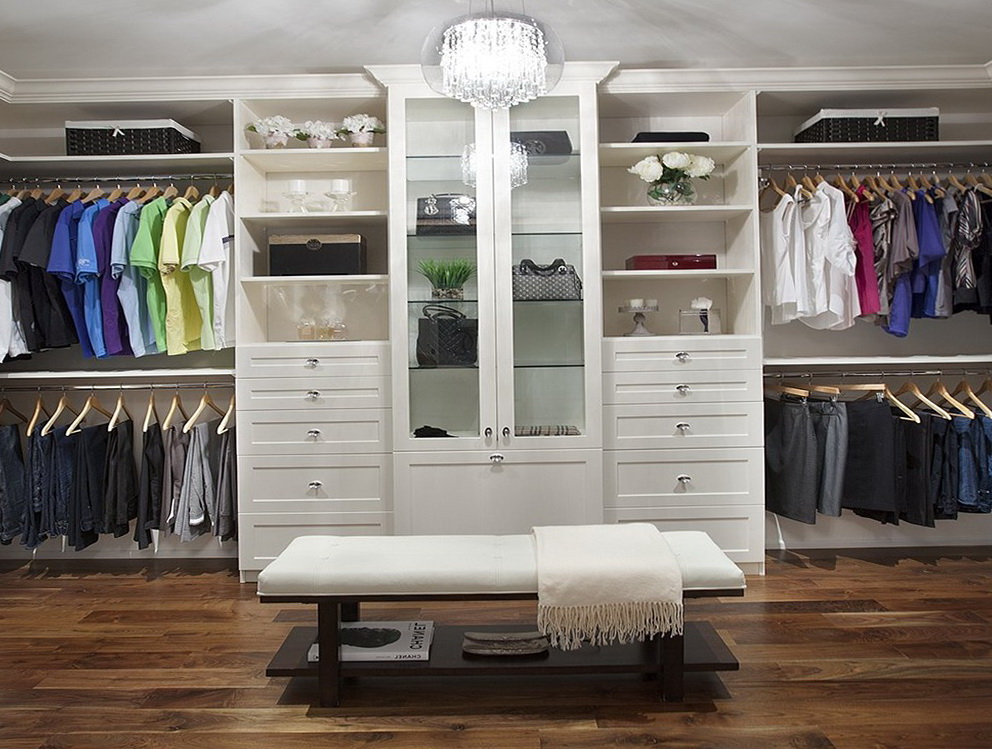 Wood Closet Systems Lowes