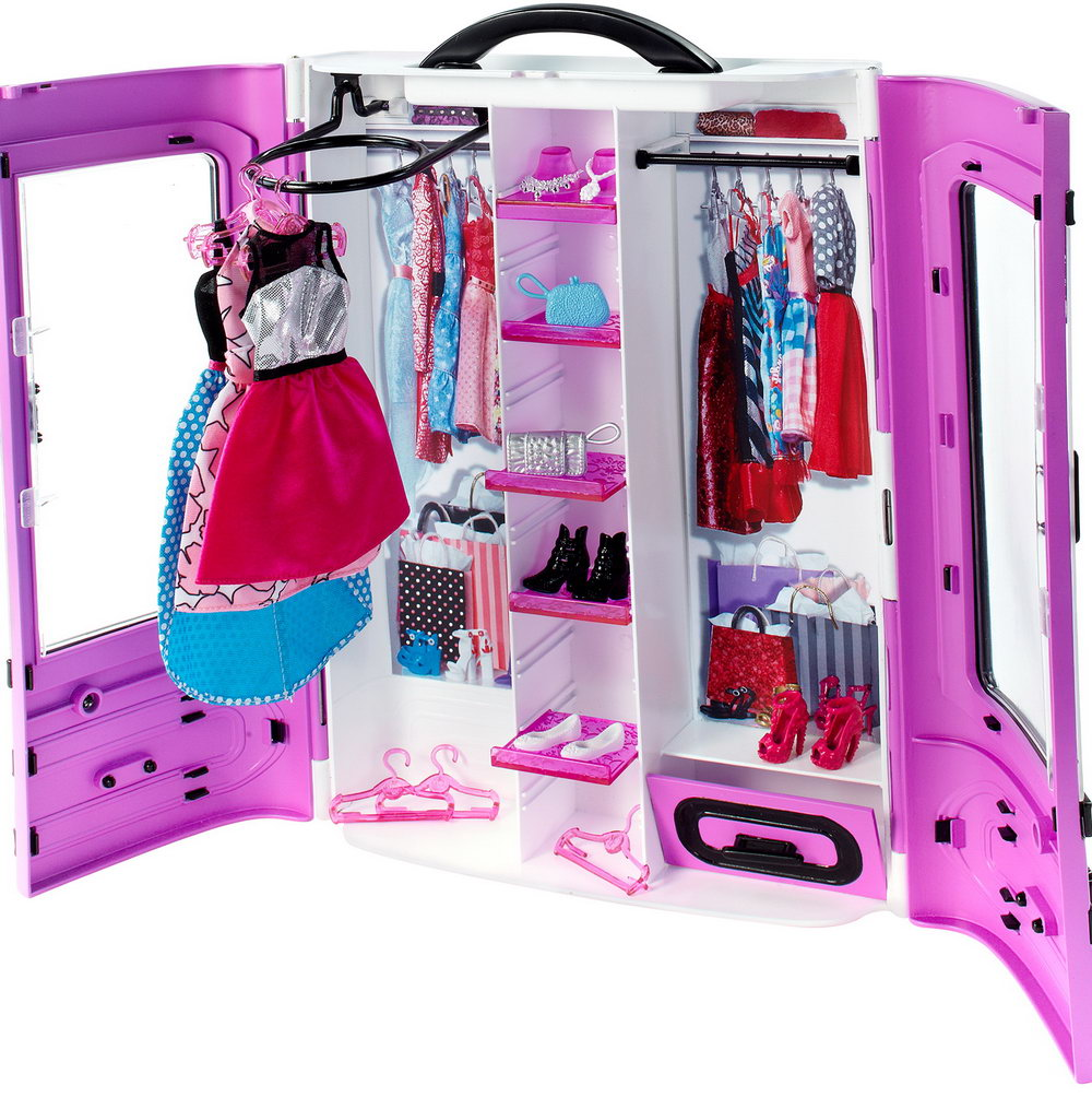 Barbie Fashionista Ultimate Closet Uk