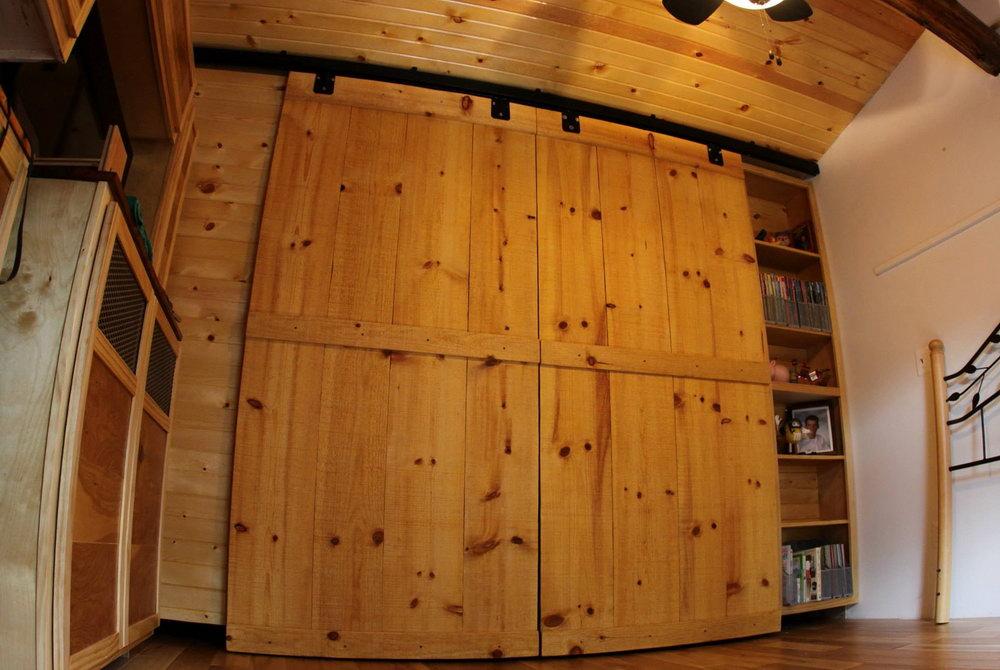 Barn Door For Bedroom Closet