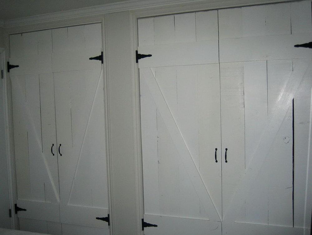 Barn Door Ideas For Closet