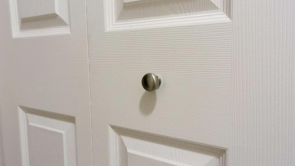 Bifold Closet Door Knobs Home Depot