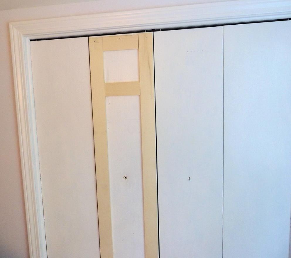 Bifold Closet Door Trim