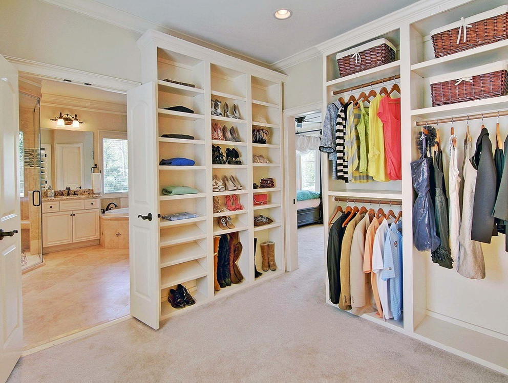 California Closets Dallas Texas
