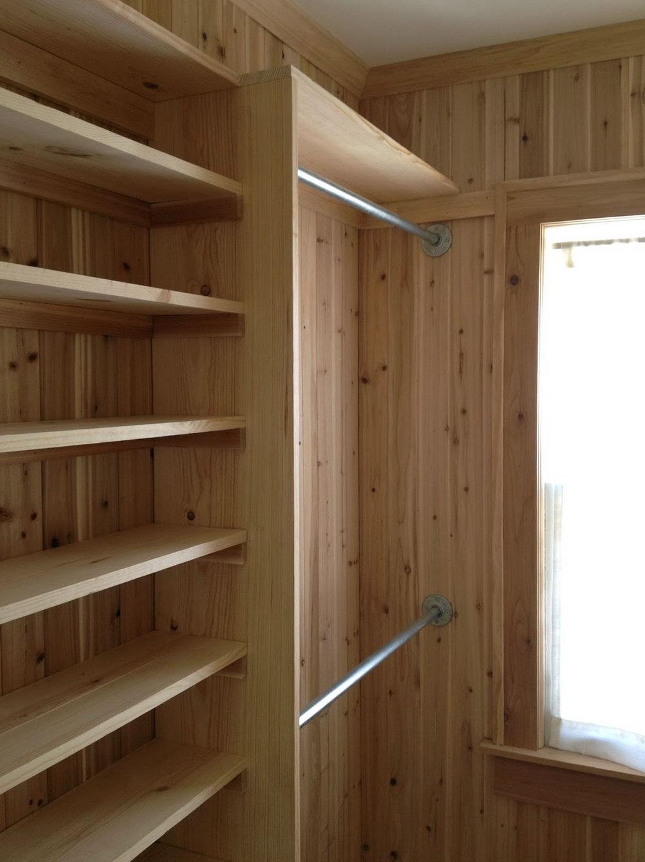 Cedar Shelves For Closets