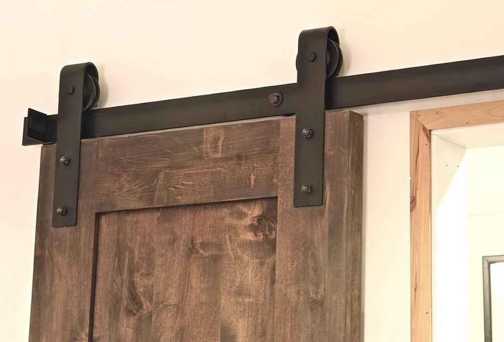 Closet Barn Door Hardware