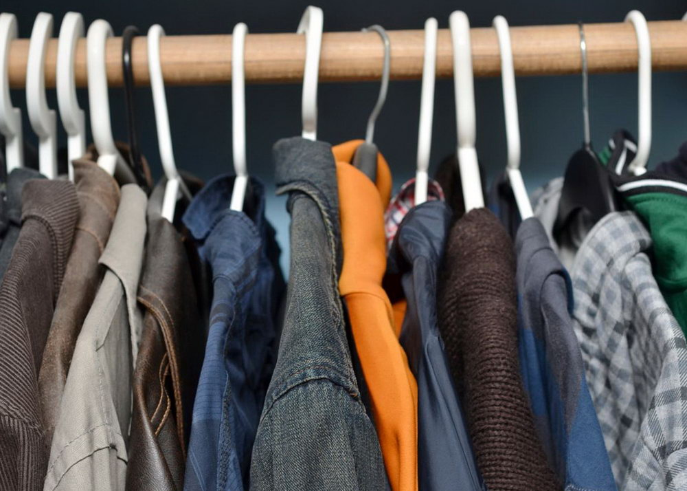 Closet Clothes Rack Height