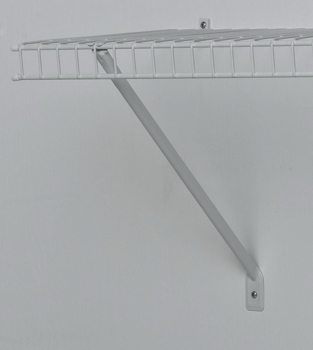 Closet Clothes Rack Support
