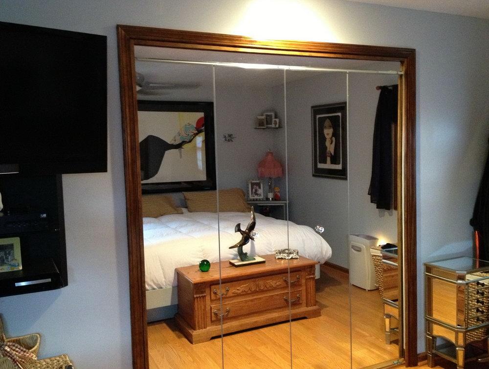 Closet Door Guides For Hardwood Floors