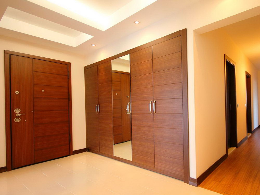 Closet Door Options Design
