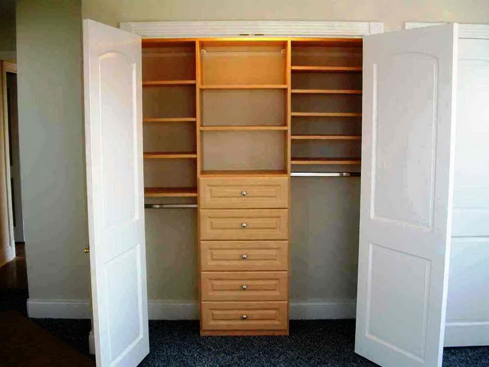 Closet Doors For Small Spaces