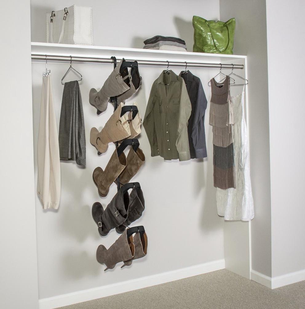 Closet Hanger Rod Dimensions