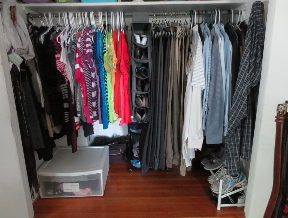 Closet Ideas For Clothes