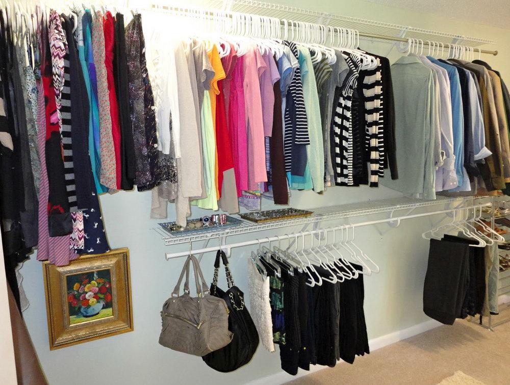 Closet Makeover Ideas Pictures