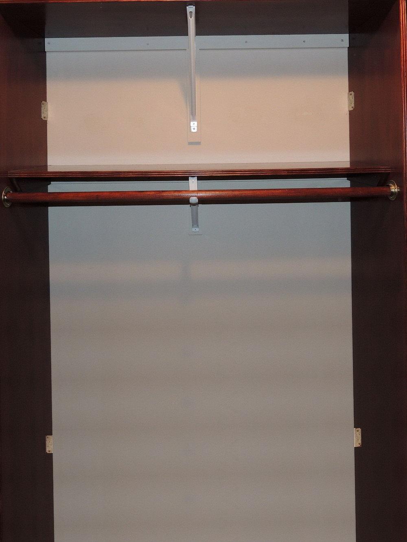 Closet Rod Center Support Piece