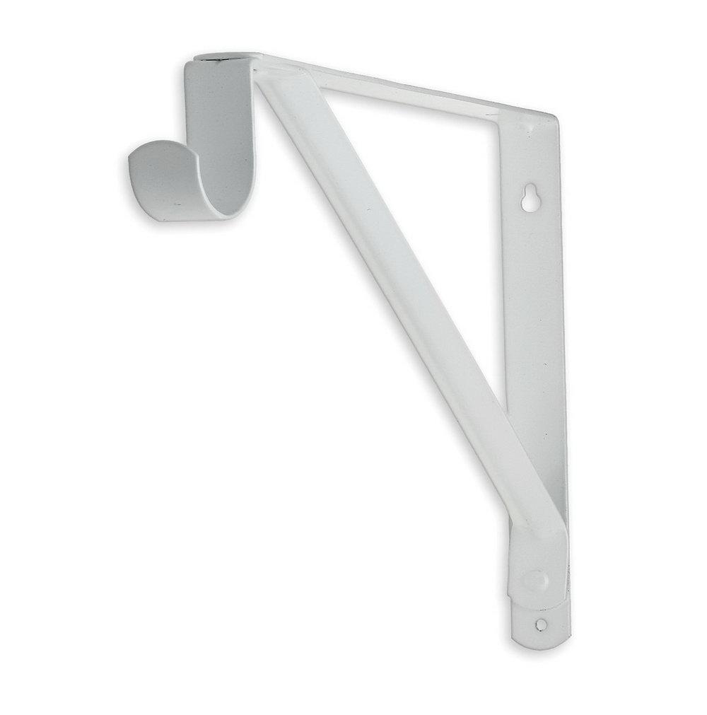 Closet Rod Support Bracket Spacing