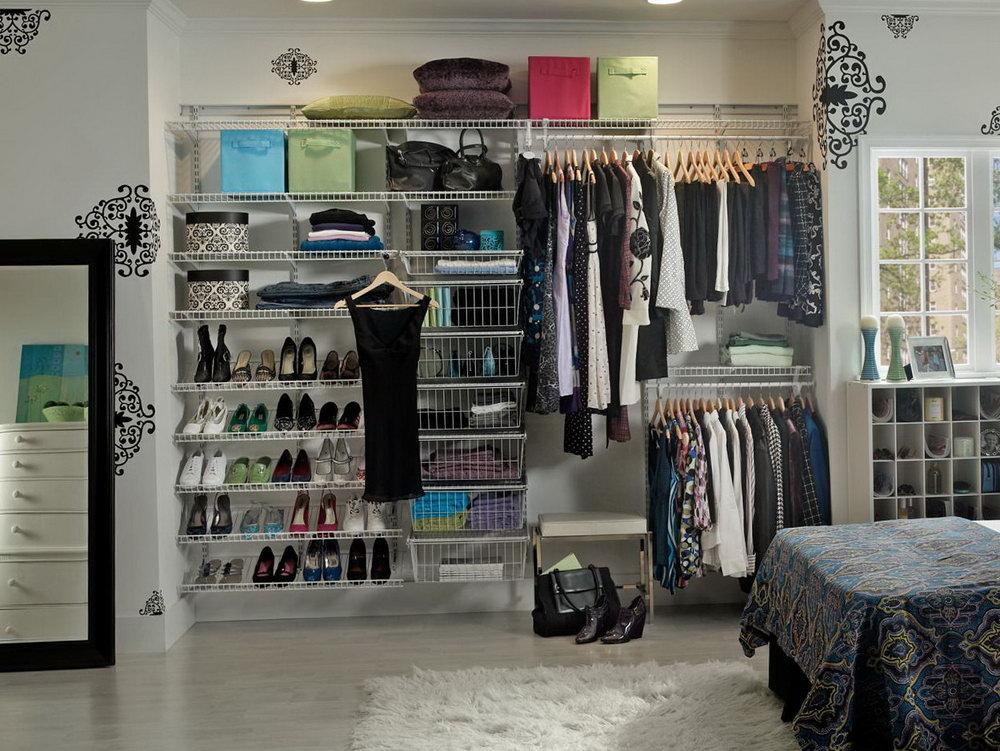 Closet Shoe Shelf Height