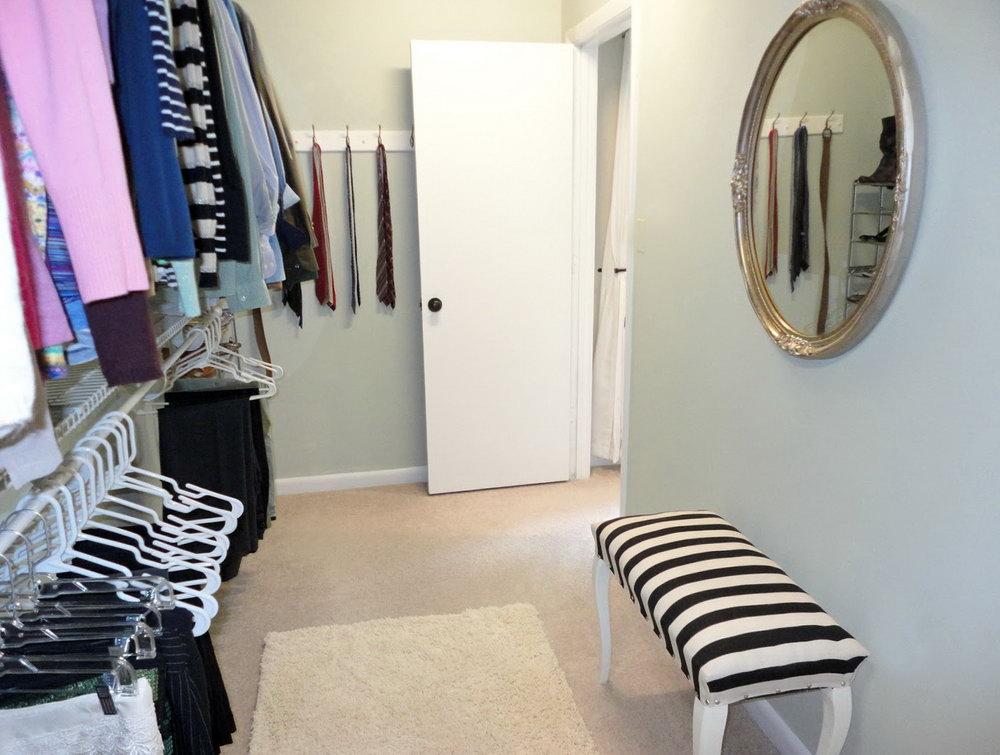 Coat Closet Makeover Ideas