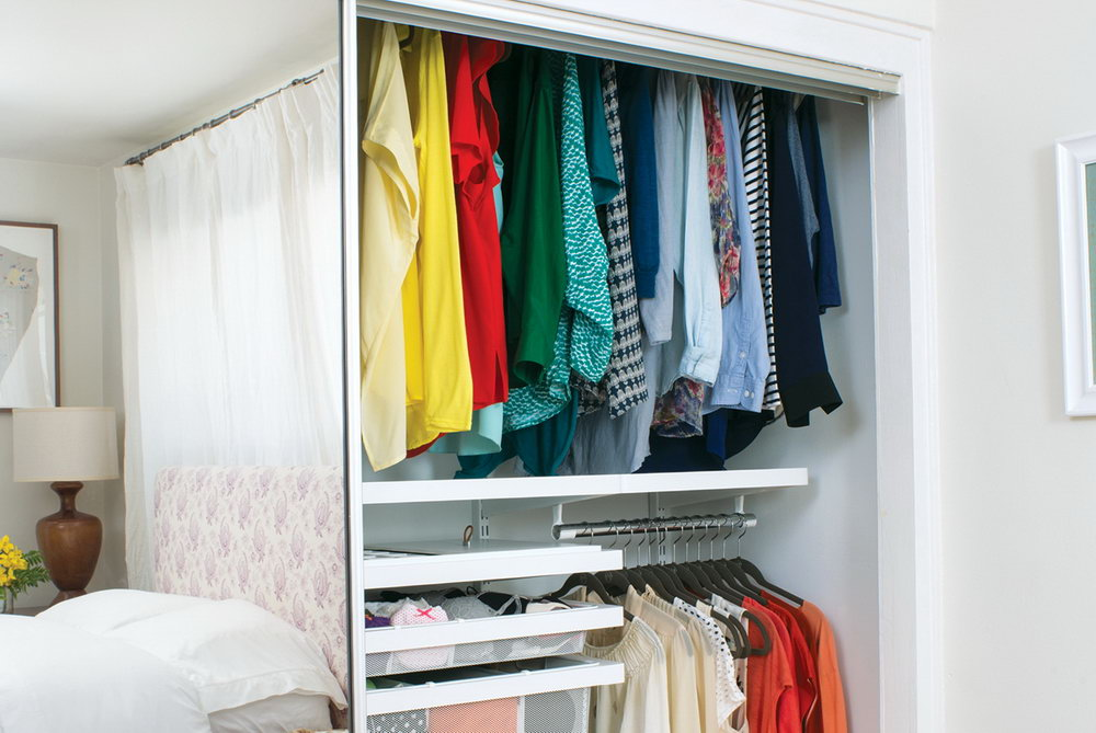 Container Store Closet Systems Reviews