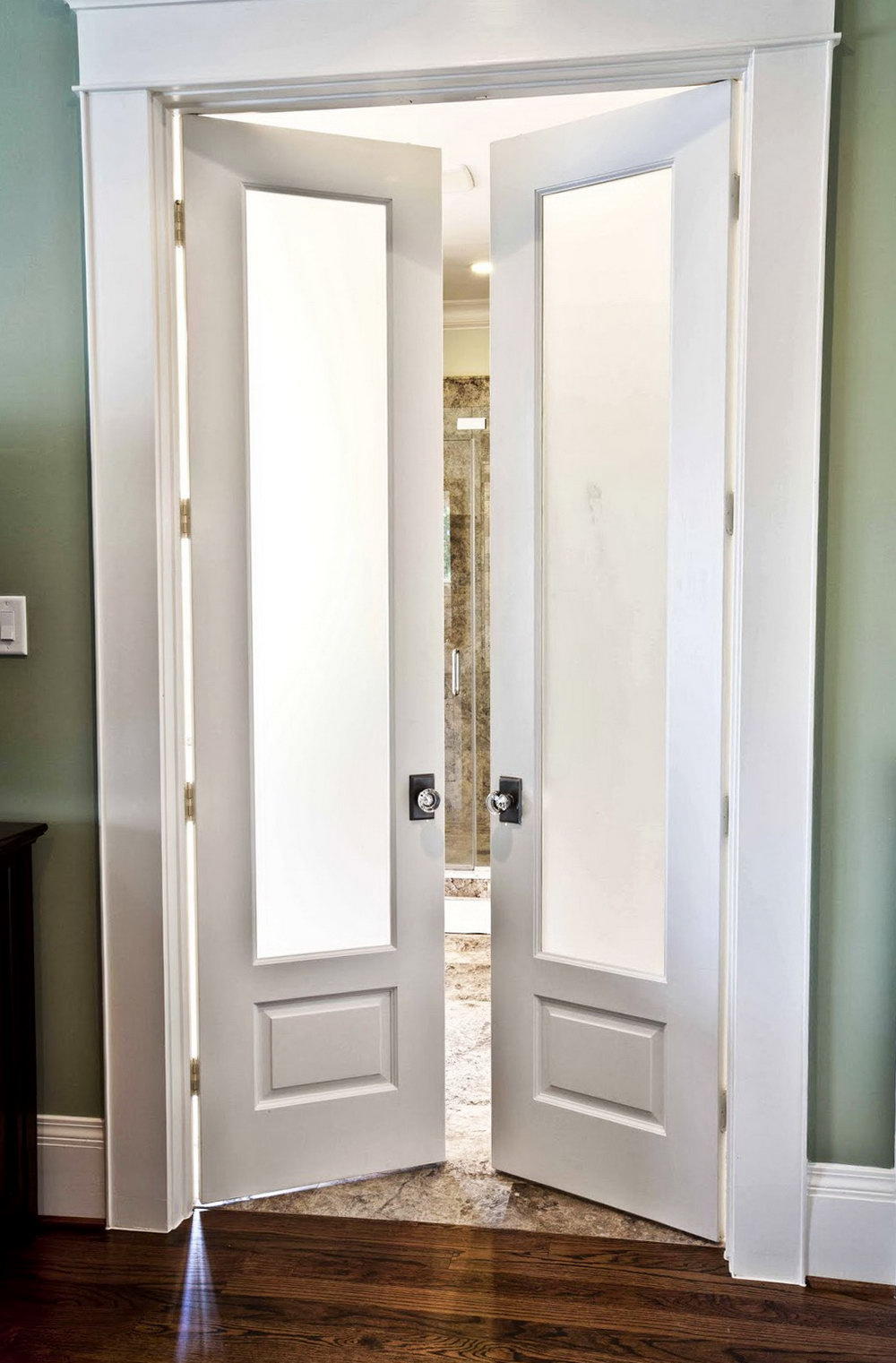 Creative Closet Door Alternatives